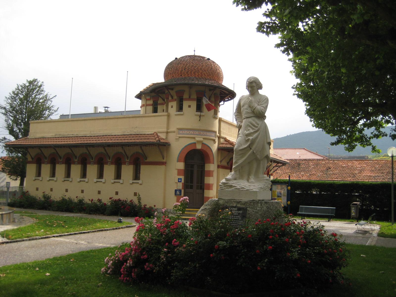 office de tourisme quillan